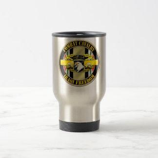 Combat Cavalry Scout OIF 101st Airborne Coffee Mug