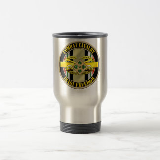 Combat Cavalry Scout OIF 4th ID Mugs