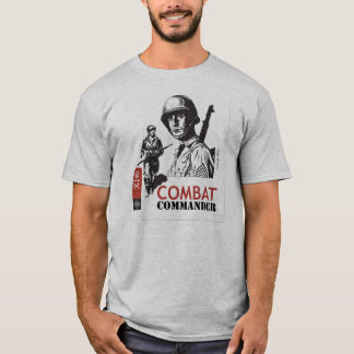 Combat Commander Custom T-Shirt