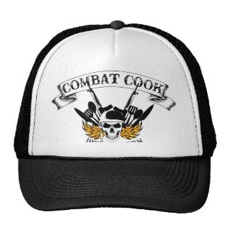 Combat Cook - Desert Storm Cap