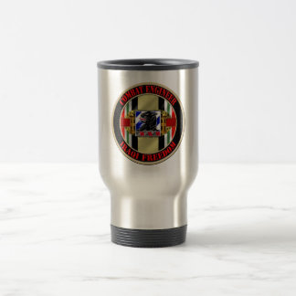 Combat Engineer OIF 11th EN Battalion Travel Mug