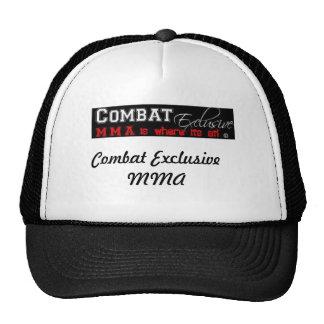 Combat Exclusive MMA Cap