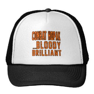 Combat Hopak Bloody brilliant Trucker Hat