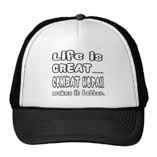 Combat Hopak Makes It Better Trucker Hats