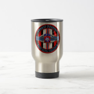 Combat Infantry OEF 82nd Airborne Coffee Mug