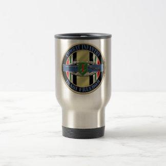 Combat Infantry OIF 1st ID Coffee Mugs