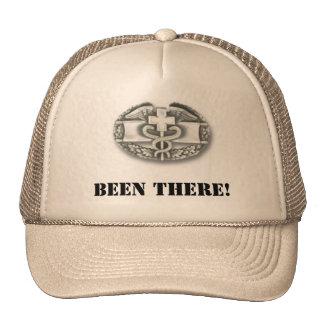 combat medic, BEEN THERE! Trucker Hats