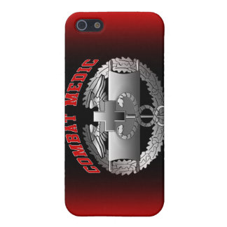 Combat Medic iPhone 5/5S Case