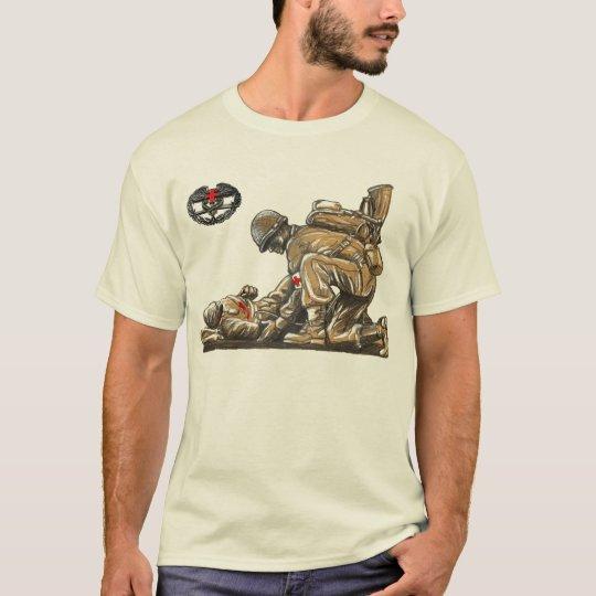 Combat Medic - Lay Down Ones Life T-Shirt