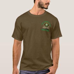 PROUDAD US Army Infantry Mens Full Zip Hooded Sweatshirt