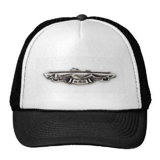 Combat Patrol Pin NNSGG-0075 Mesh Hat