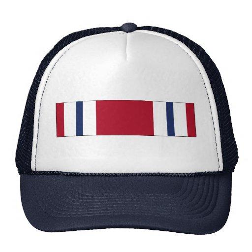 Combat Readiness Ribbon Mesh Hats