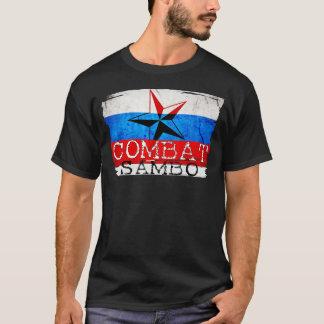 Combat Sambo T-Shirt Russian Sambo