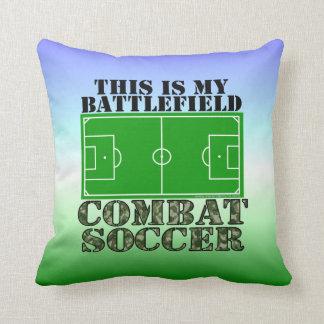 Combat Soccer Cushion