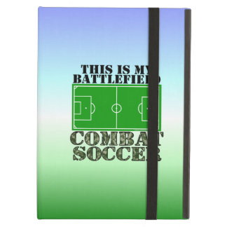 Combat Soccer iPad Air Case