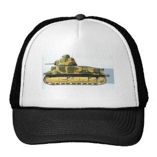 Combat Tank Trucker Hat