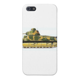 Combat Tank Cover For iPhone 5