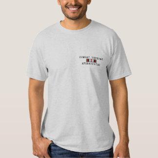 Combat Veteran Afghanistan Shirt