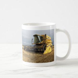 Combine Harvester Coffee Mug