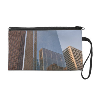 Comcast Center and Bell Atlantic Tower Wristlet Clutch