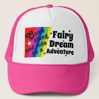 Come Along -- Fairy Dream Adventure Trucker Hat