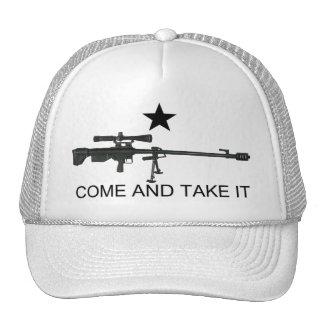 COME AND TAKE IT CAP
