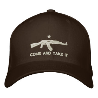 Come And Take It Embroidered Hat
