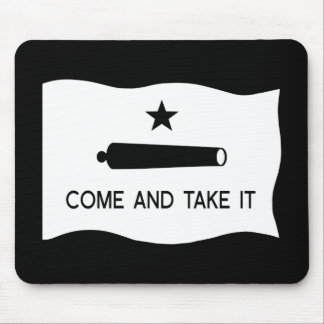 Come and Take It Flag Mouse Pad
