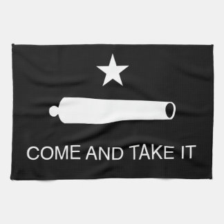 Come and Take It Flag (Reversed) Tea Towel