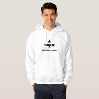 """Come and Take It"" for Scientists Hoodie"