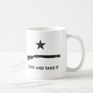 Come and take it Shotgun Mugs