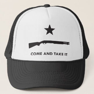 Come and take it! (Shotgun) Trucker Hat