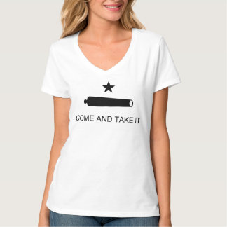 Come and take it Texas state T-Shirt