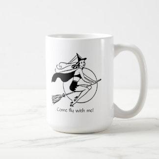 Come Fly With Me! Mug