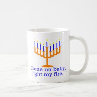Come On Baby, Light My Fire Coffee Mug
