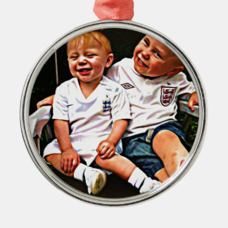 Come on England Christmas Ornament