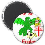 Come on England Fridge Magnets