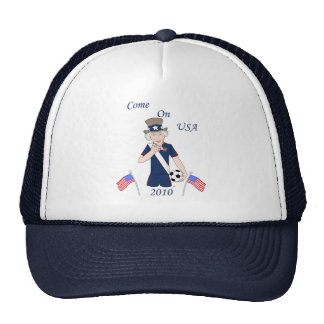Come on USA Trucker Hats