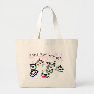 Come play with us bag