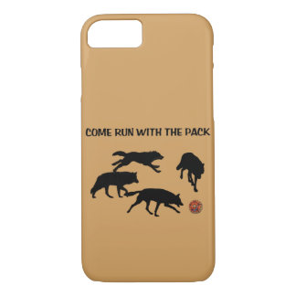 Come Run with the Pack Phone Case