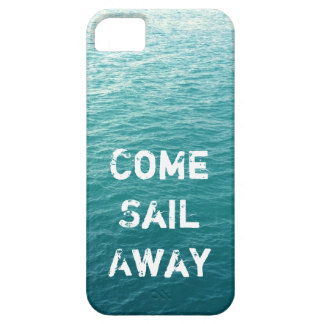 Come Sail Away iPhone 5 Case