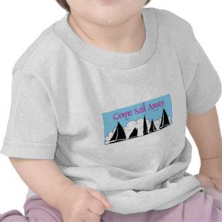 come sail away t-shirts