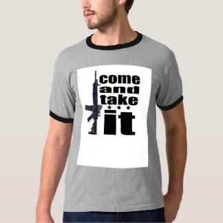 Come&Take It, M T Shirts