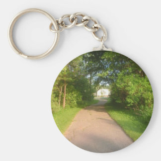 COME THIS WAY KEY RING