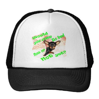 Come to bed trucker hat