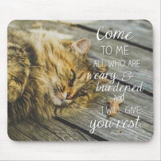 Come to Me mousepad