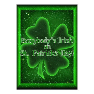 Come To Our St Patrick s Day Get Together Invitation