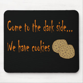 Come to the dark side mouse mouse mat