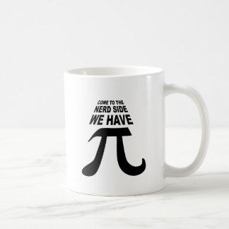 Come To The Dark Side We Have Pi Coffee Mug