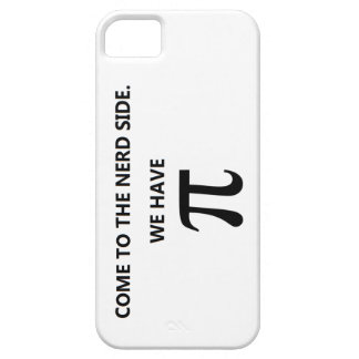 """Come to the nerd side"" iPhone5 iPhone5S Case"